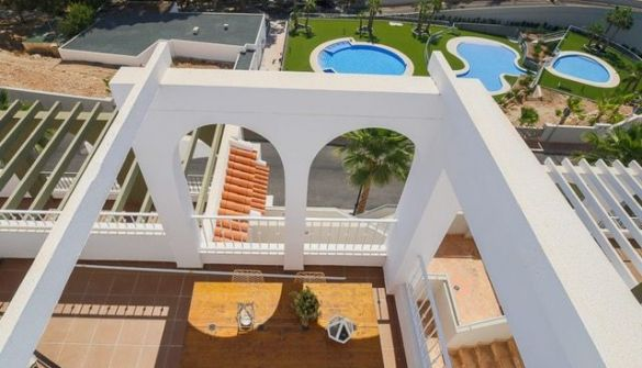 New Development of apartments in Xeresa