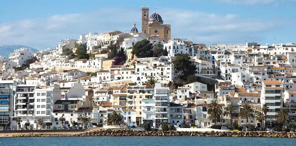 Locaux à Altea, fonds de commerce