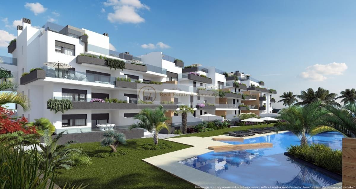 Apartment in Orihuela Costa, Los Dolses, for sale