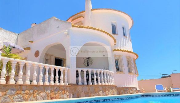 Villa in Orihuela Costa, Los Dolses, for sale