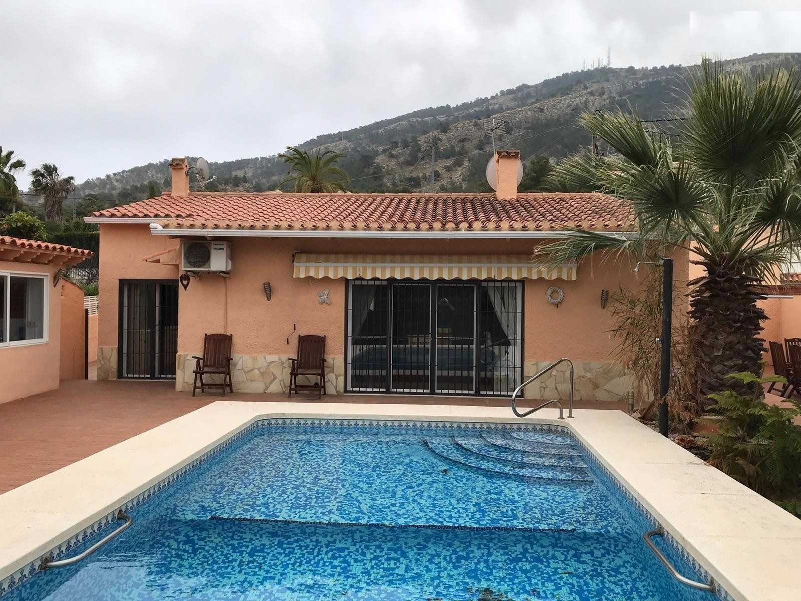 Villa in El Albir / L'Albir, for rent