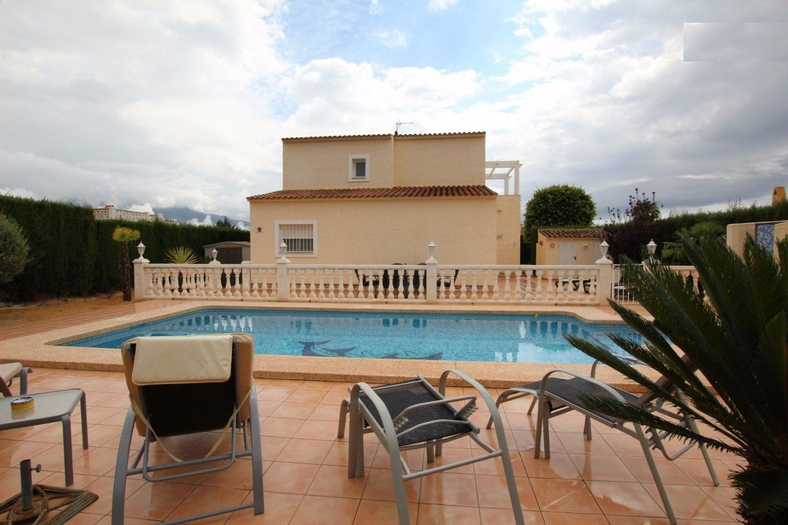 Villa in La Nucia, for rent