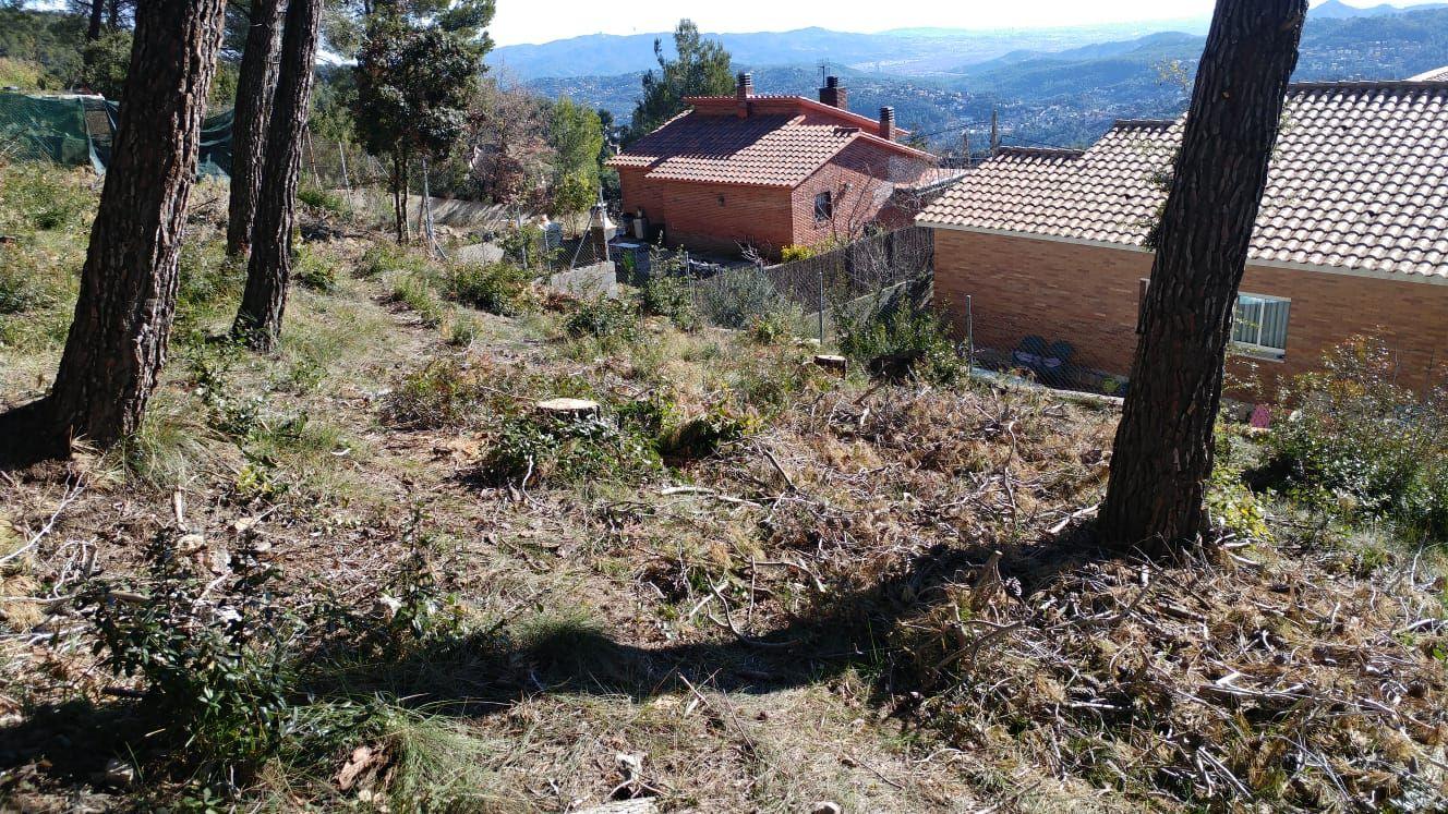 Parcela en Corbera de Llobregat, La Creu de l'Aragall, venta