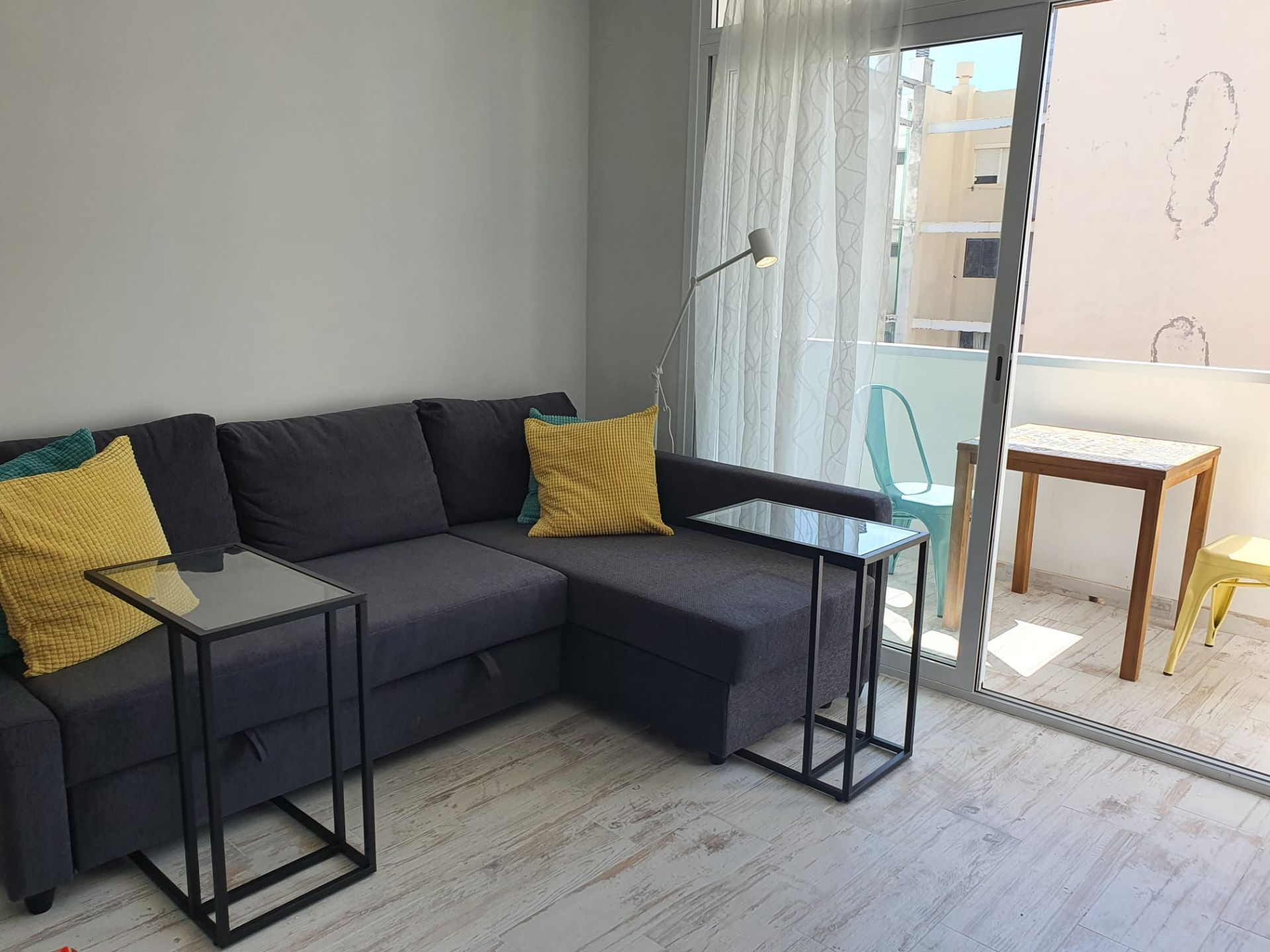 Estudio en Las Palmas de Gran Canaria, Zona Canteras Plaza Farray, alquiler