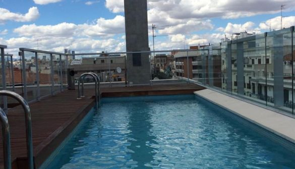 Grand Appartement à Madrid, salamanca, location