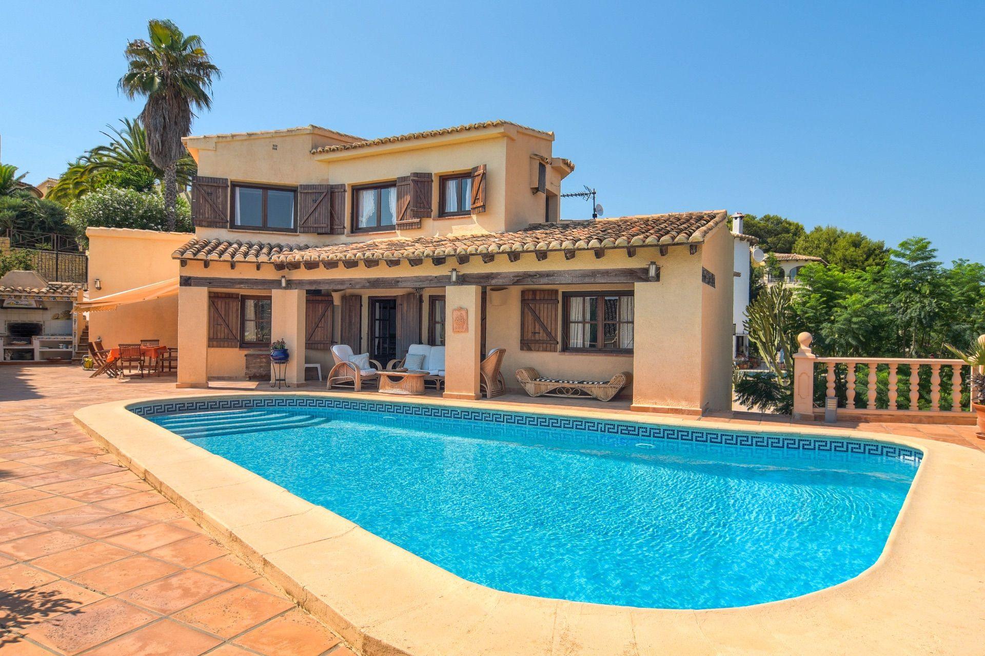 Villa in Moraira, Portet, for sale