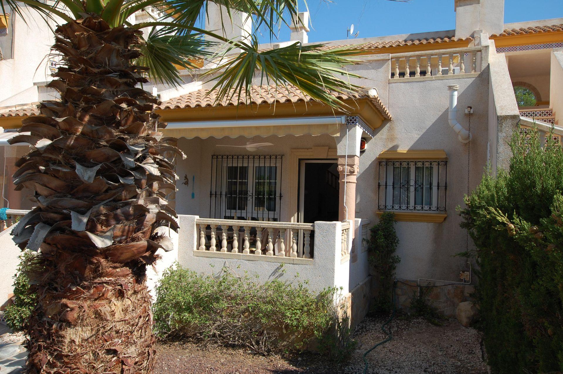 Duplex à Orihuela Costa, LAS RAMBLAS GOLF, vente
