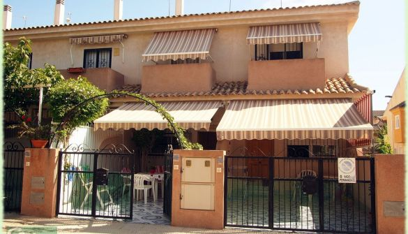 Terraced House in Alcázares, Los, for sale