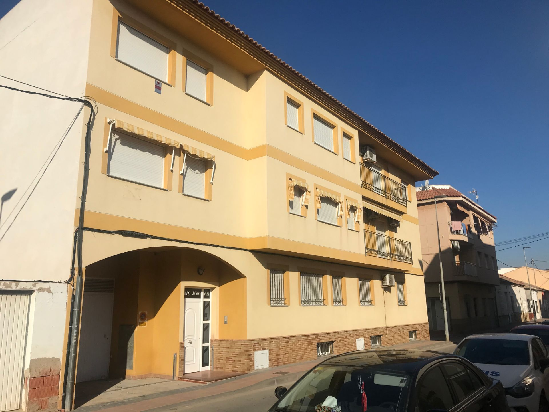Apartment in Alcázares, Los, Los Alcazares, for sale