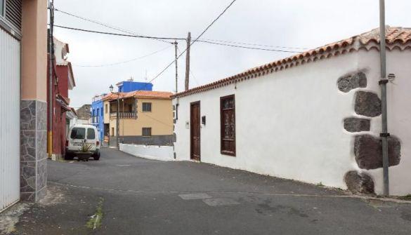Casa de pueblo en Garachico de 1 habitaciones