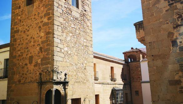 Villa de Lujo en Cáceres de 40 habitaciones