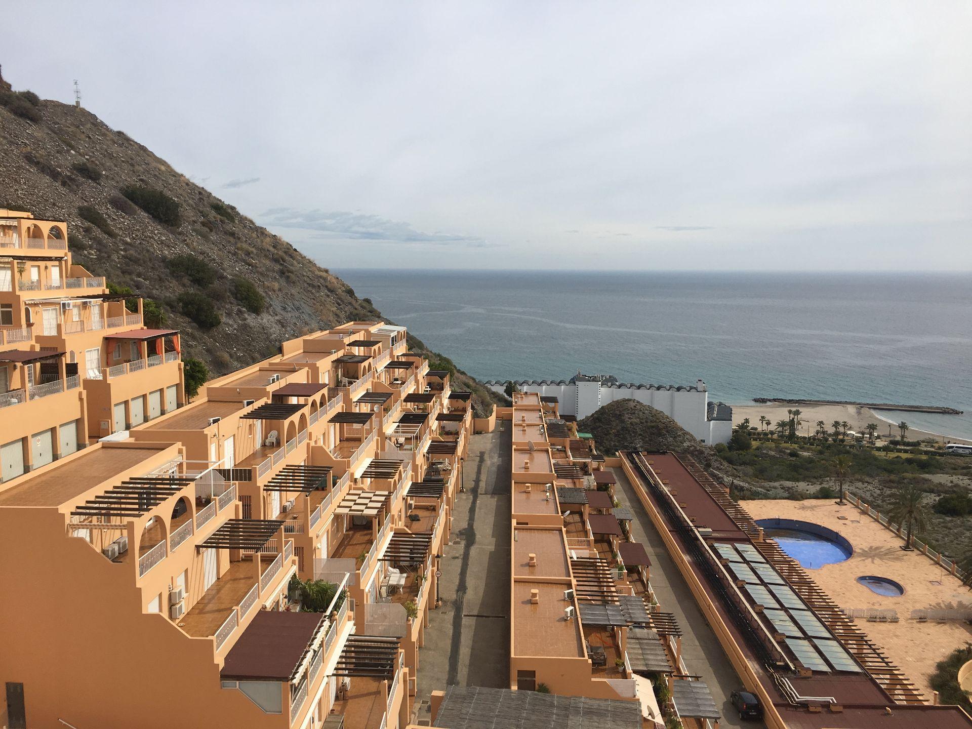 Apartamento en Mojácar, Playa Las Ventanicas, alquiler vacacional