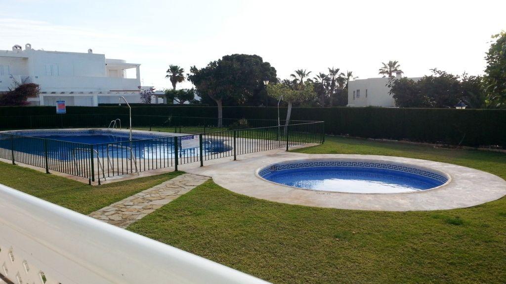 Apartamento en Mojácar, El Palmeral (playa), alquiler vacacional