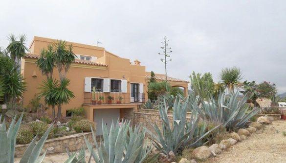 Villa de Lujo en Mojácar de 5 habitaciones