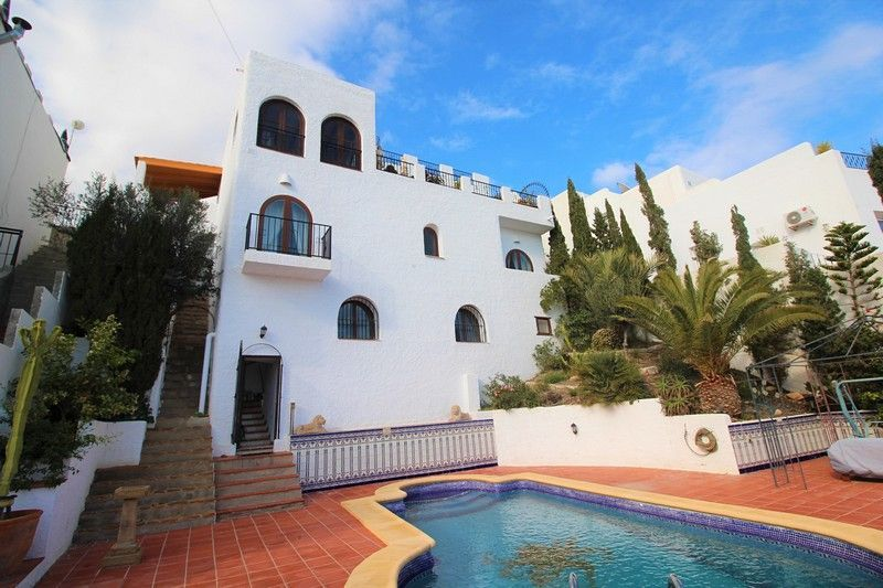 Casa / Chalet en Mojácar, Playa El Cantal, venta