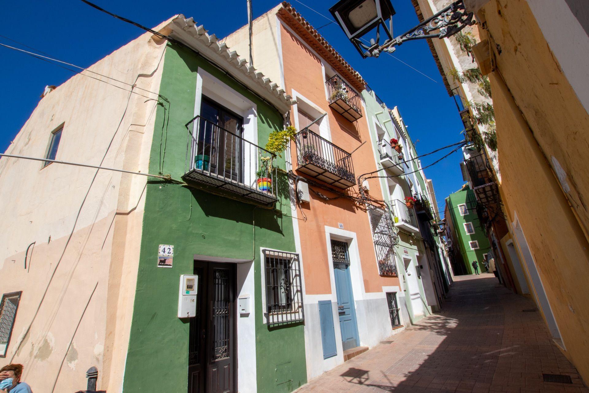 Apartamento en Villajoyosa, Casco Antiguo, venta