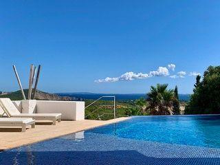 Luxury Villa in Ibiza, San Josep, for sale