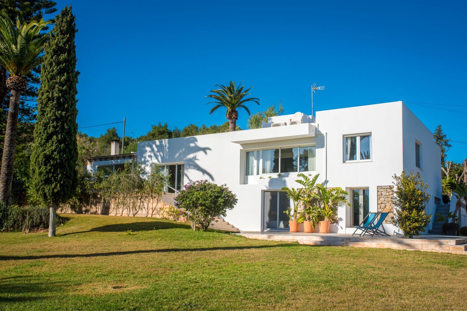 Luxury Villa in Ibiza, San Rafael, holiday rentals