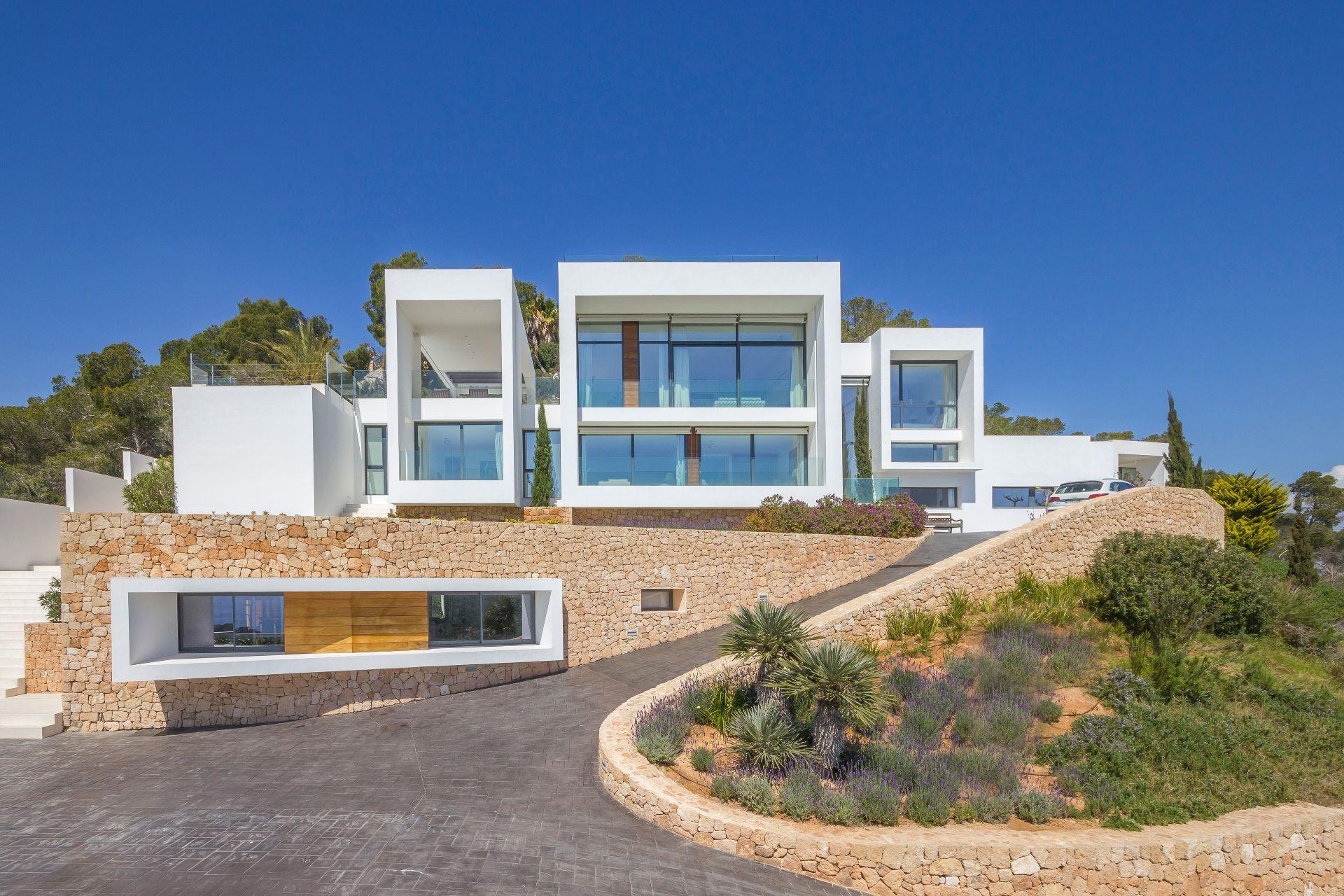 Luxury Villa in Santa Eulalia del Río, Roca LLisa, holiday rentals