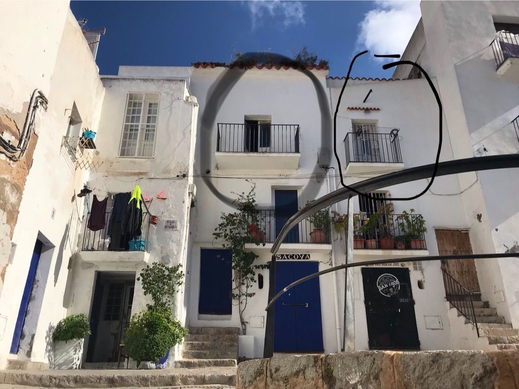 Apartment in Ibiza, Sa Penya, for sale