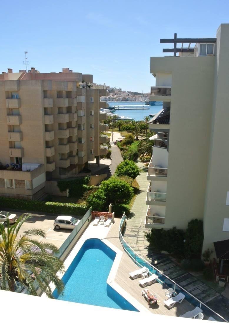 Penthouse in Ibiza, Marina di Botafoch, for rent