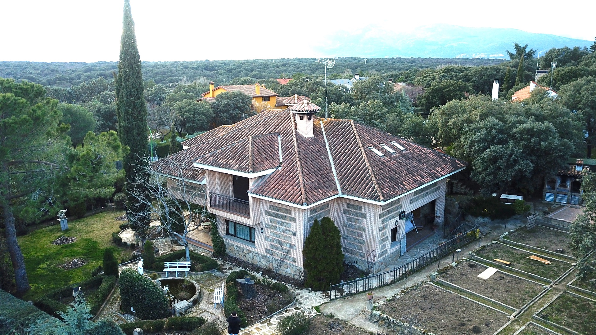 Villa in El Escorial, Urbanizacion Los Arroyos, verkauf