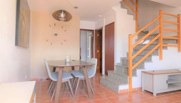 Casa adosada en Antigua de 2 habitaciones