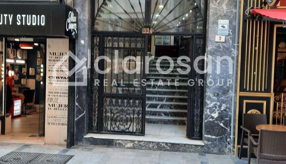 Oficina en Málaga de 1 habitaciones