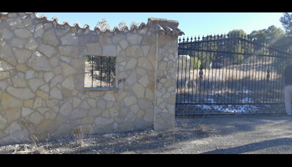 Casa de campo en Caravaca De La Cruz de 3 habitaciones
