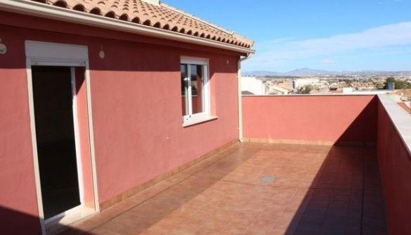 Atico en Murcia de 4 habitaciones