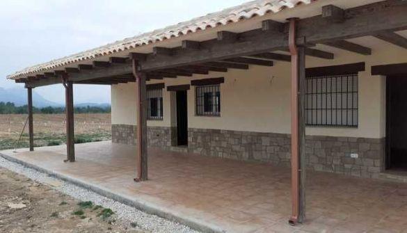 Casa de campo en Pliego de 5 habitaciones