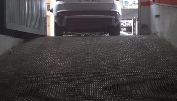 Garaje / Parking en Águilas