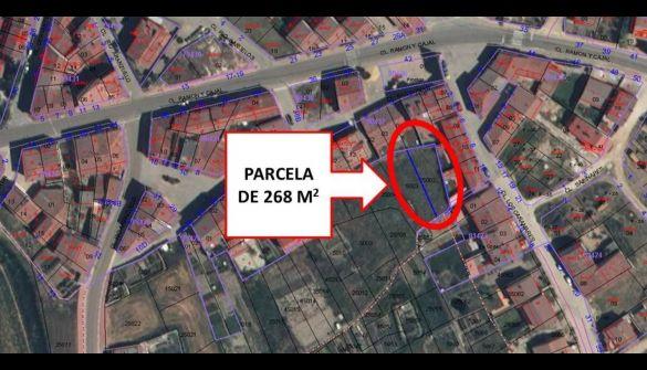 Solar Urbano en Arauzo De Miel
