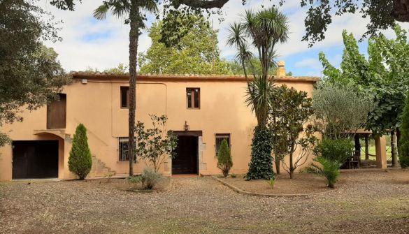 Casa de campo en Llagostera de 4 habitaciones