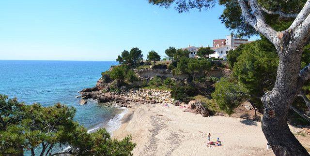 Playas y Calas de Salou