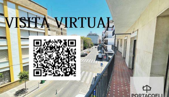 Piso en Sevilla de 5 habitaciones