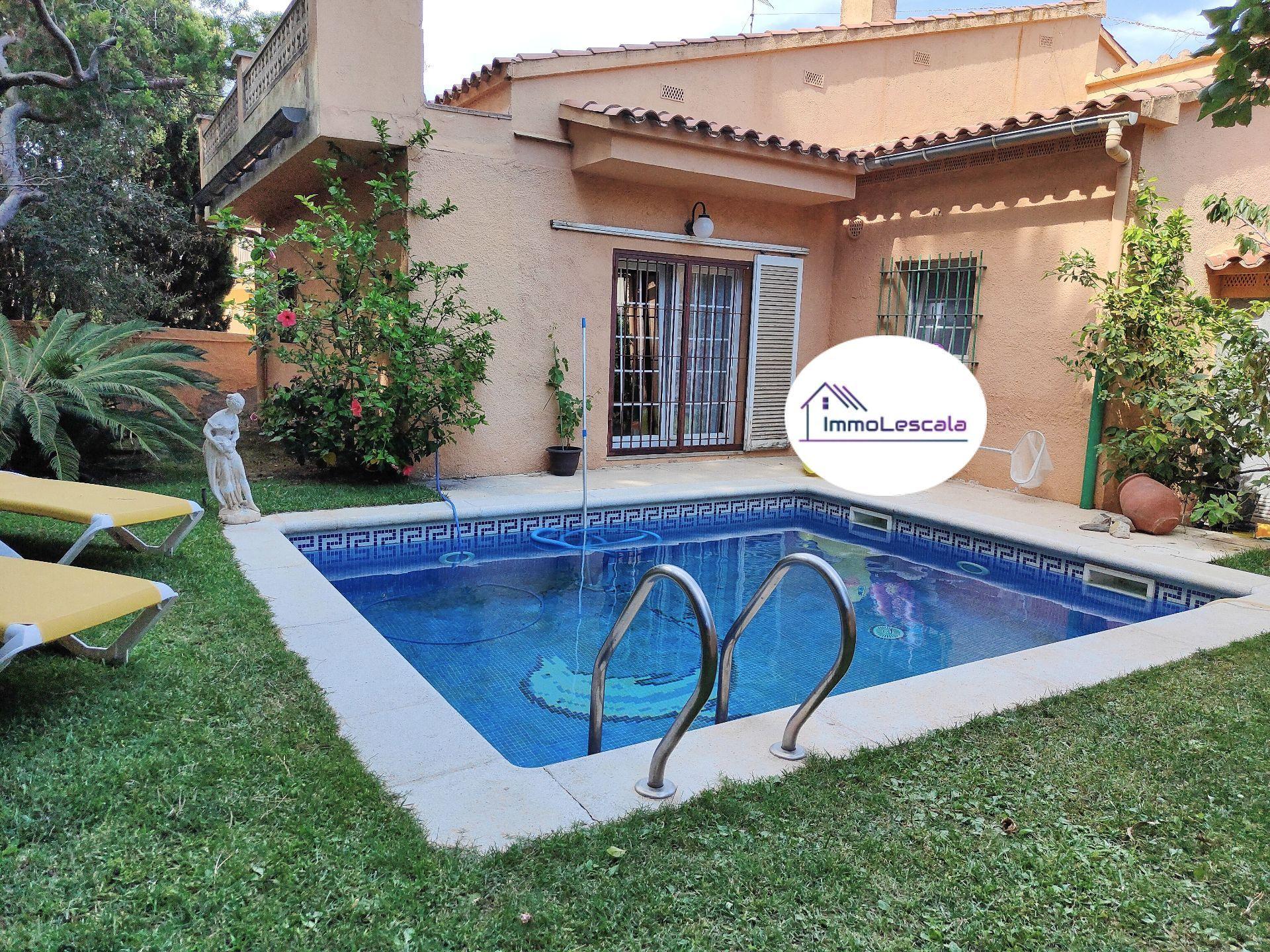 Villa à l'Escala, l'Escala Riells Platja, vente