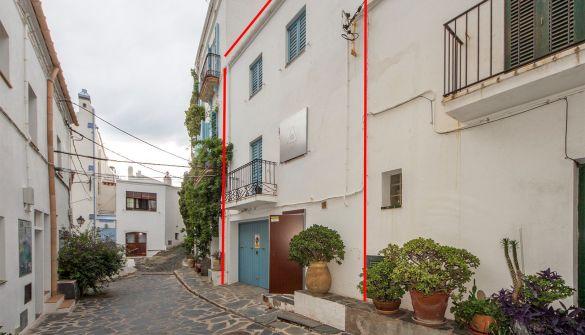 Casa de pueblo en Cadaqués de 4 habitaciones