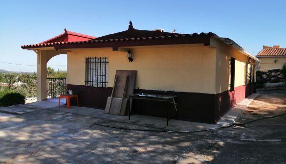 Casa de campo en Godelleta de 2 habitaciones