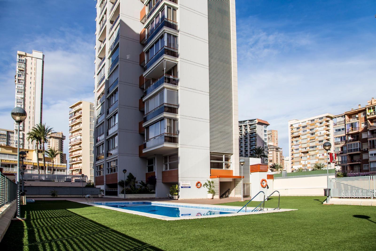Apartamento en Benidorm, Levante, alquiler