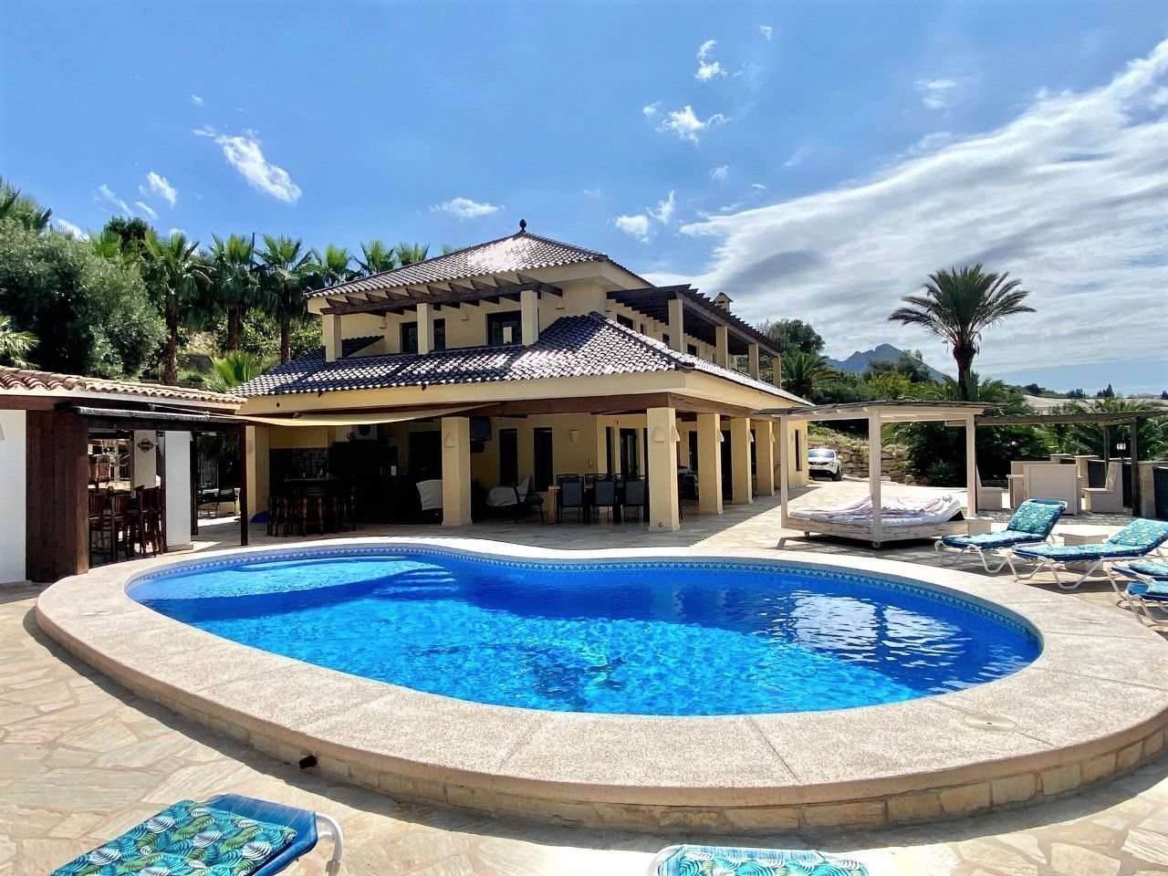 Villa in Callosa d'en Sarrià, te koop
