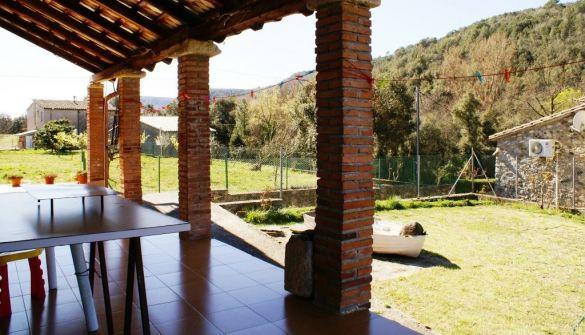 Casa de campo en Sant Aniol De Finestres de 5 habitaciones