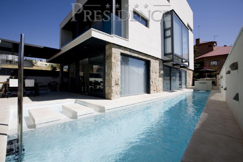 Villa de Lujo en Madrid, PUERTA DE HIERRO, venta
