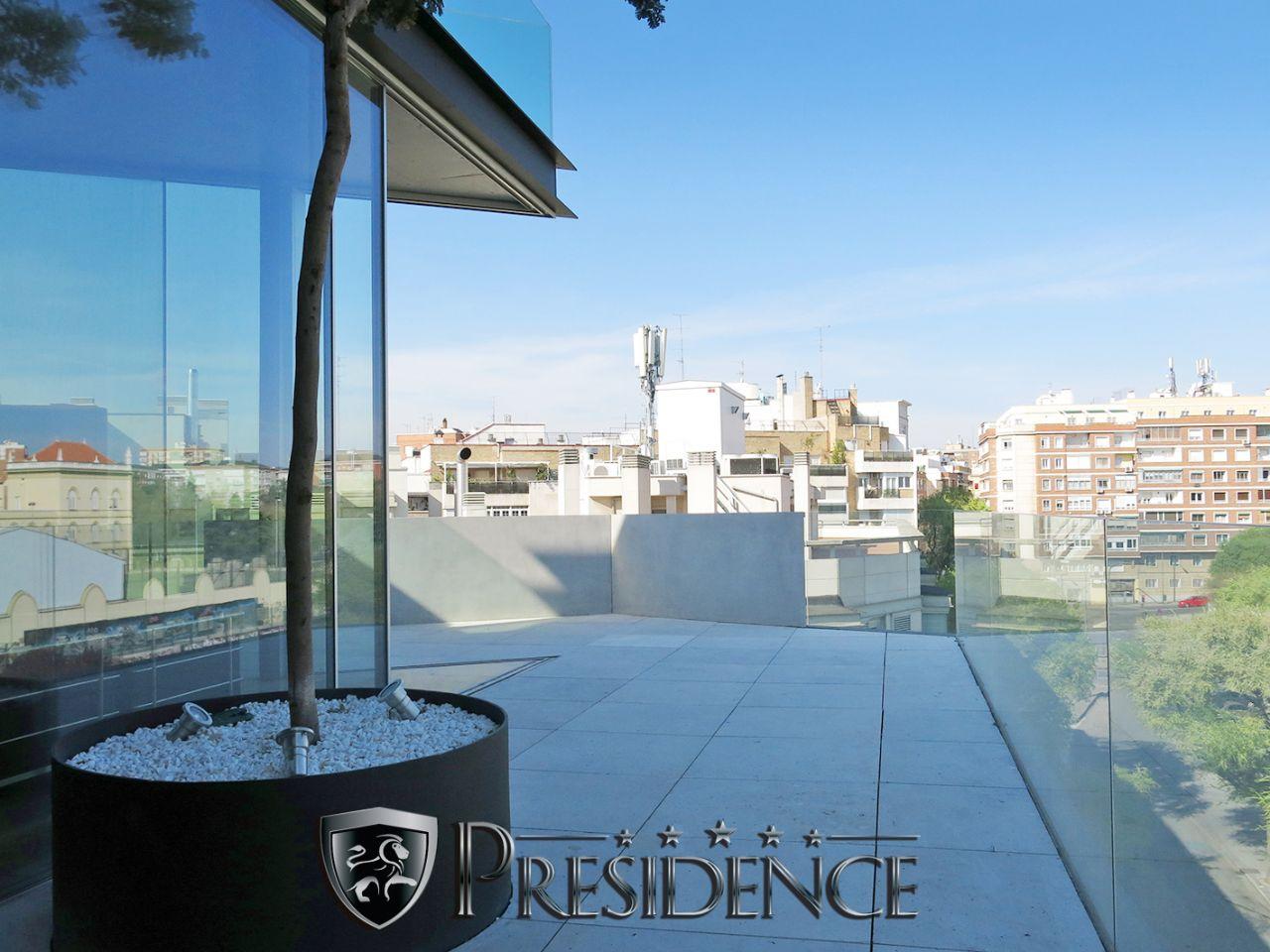 Ático en Madrid, CHAMARTIN - VISO, alquiler