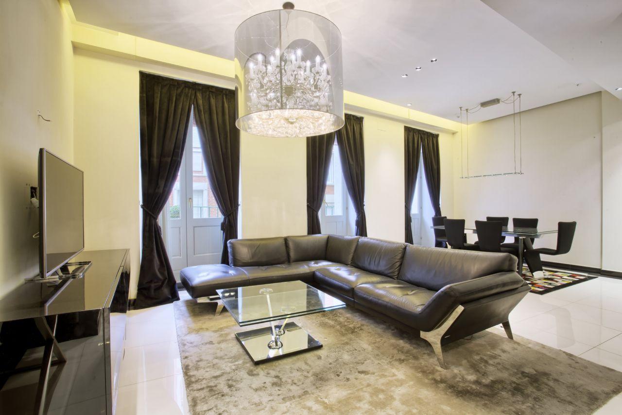 Квартира в Madrid, JUSTICIA - CORTES, продажа