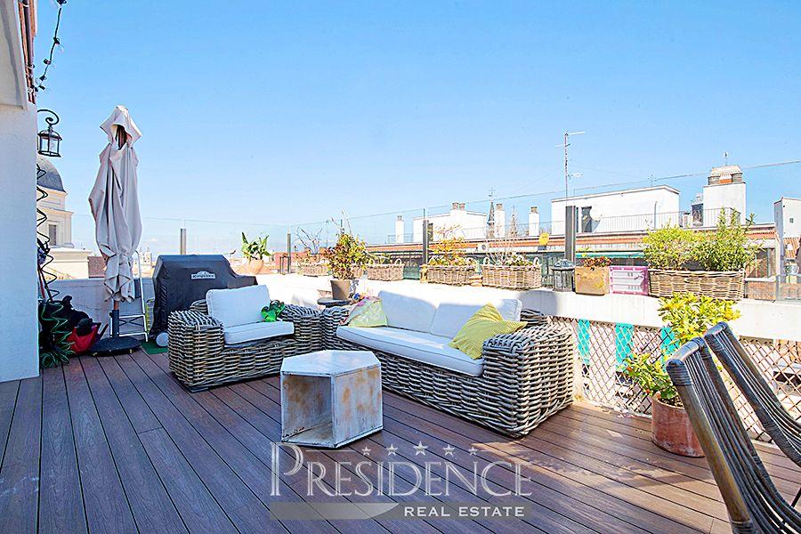 Penthouse à Madrid, CENTRO, vente