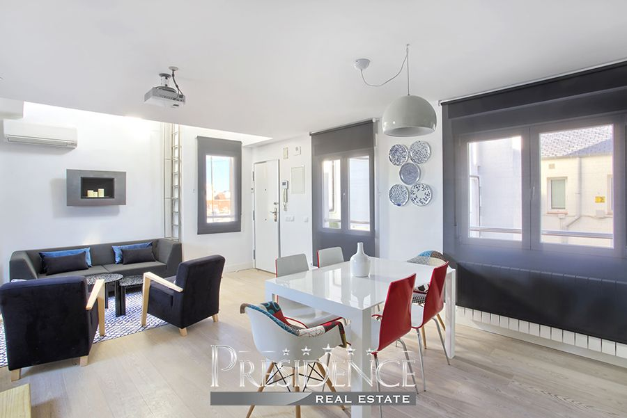Penthouse in Madrid, BARRIO SALAMANCA, for sale