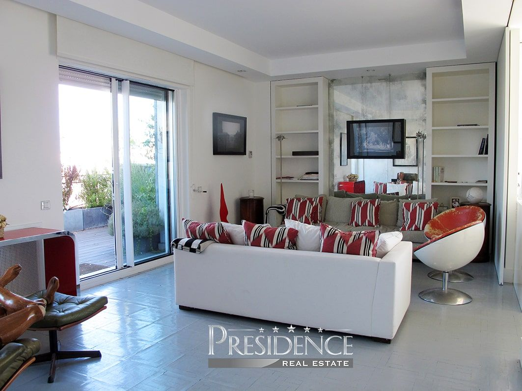 Penthouse in Madrid, CHAMBERI - ALMAGRO, for rent