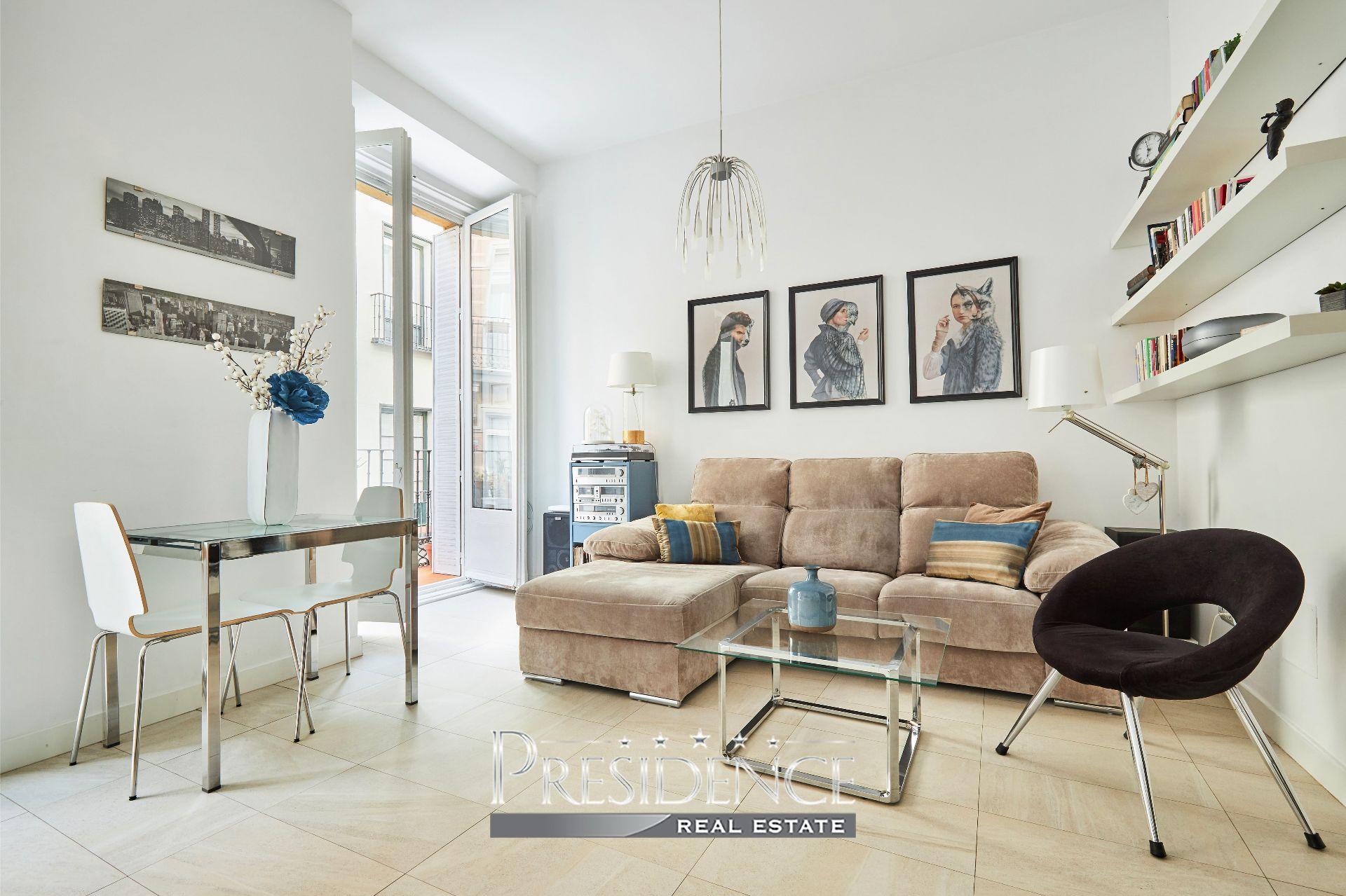 Apartamento en Madrid, LETRAS - CORTES, alquiler