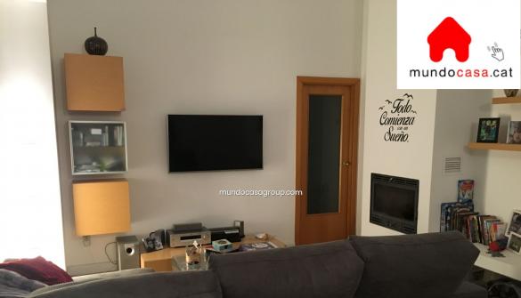 Dúplex en Girona de 3 habitaciones